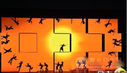 励丰声光助力首届中国国际文化旅游节(图)