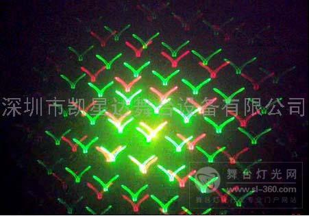绚丽舞台的秘密 满天星激光灯TL-300(图)