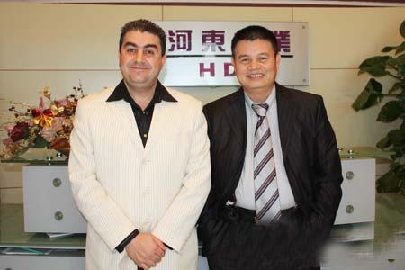 """总裁梁国芹:河东企业HDL市场布局""""变阵"""""""