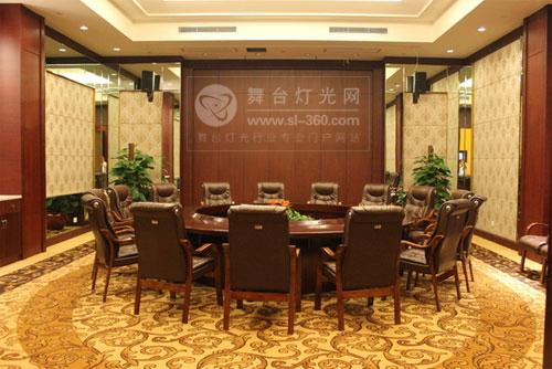 锐丰产品用于新疆阿瓦提文艺中心和杭州某酒店