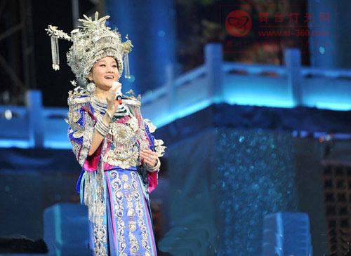 彩熠给力南宁民歌节和宋祖英广州演唱会
