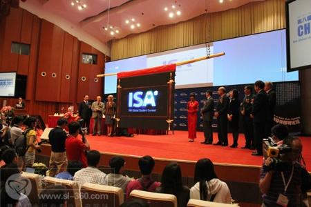 洲明高端KAKA系列显示屏成为第八届中国国际半导体照明展会暨论坛开幕式重要亮点