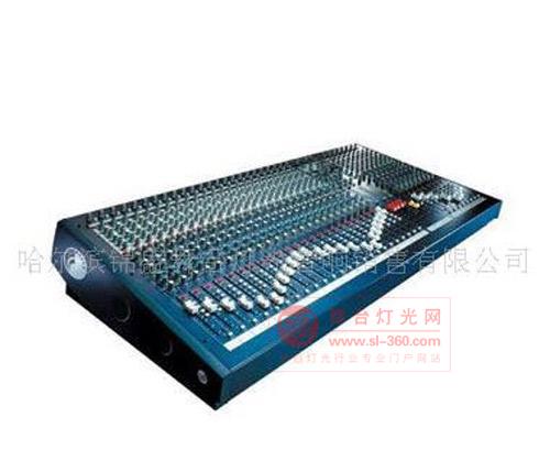 锦盛舞台荣誉出品:LX7II 32 调音台推荐