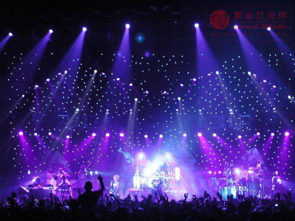 北京心芯庆典公司之舞台灯光