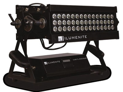 双头投光灯 (90X3-3IN1)