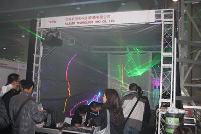 艾科斯激光2011广州展收获丰盛