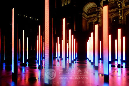 15大迷人的灯光艺术品