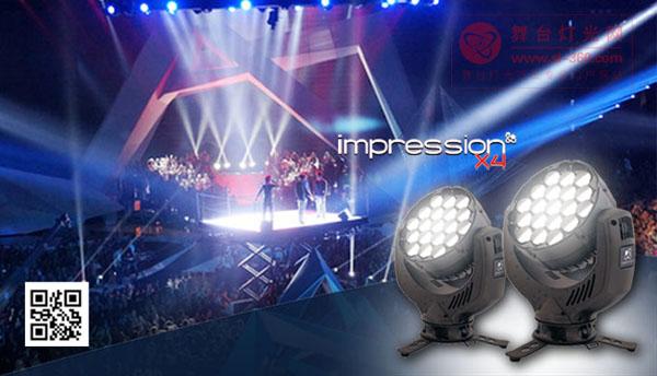 德国GLP Impression X4助阵美国第29届MTV音乐录影带大奖(VMA)颁奖典礼