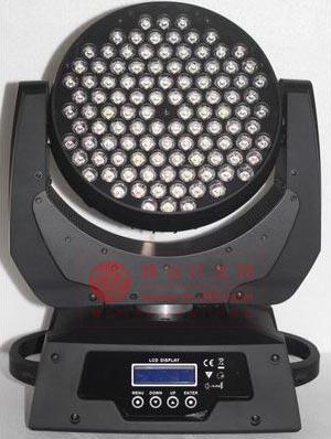 思凯灯光推出108颗LED摇头灯新品