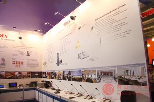TAIDEN参加2012法兰克福专业灯光音响展