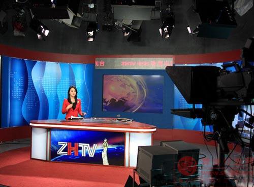 珠海广播电视台高清新闻频道演播室启用ACME