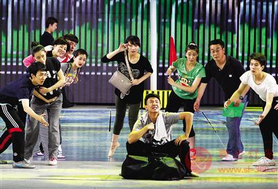 情景音舞诗画打造百姓舞台 《天安门》浓缩北京