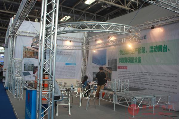 广州凯锐照明隆重亮相2012北京PALM展