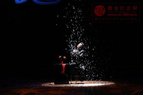 首届�港澳台魔术节羊城开幕 表演精彩灯光绚丽