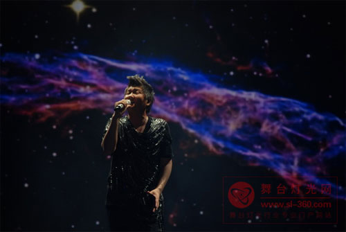 孙楠世界巡回演唱会重庆站LAX相随