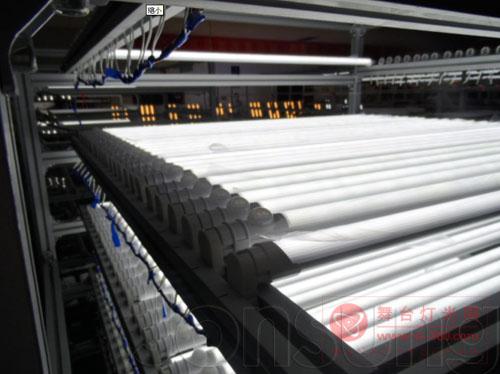 中祥创新安徽工厂照明LED系列产品试产成功