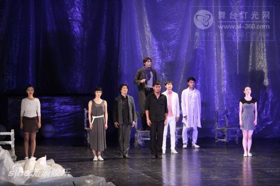 《恋爱的犀牛》千场-舞台灯光大气