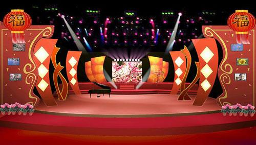 舞台灯光设计知识